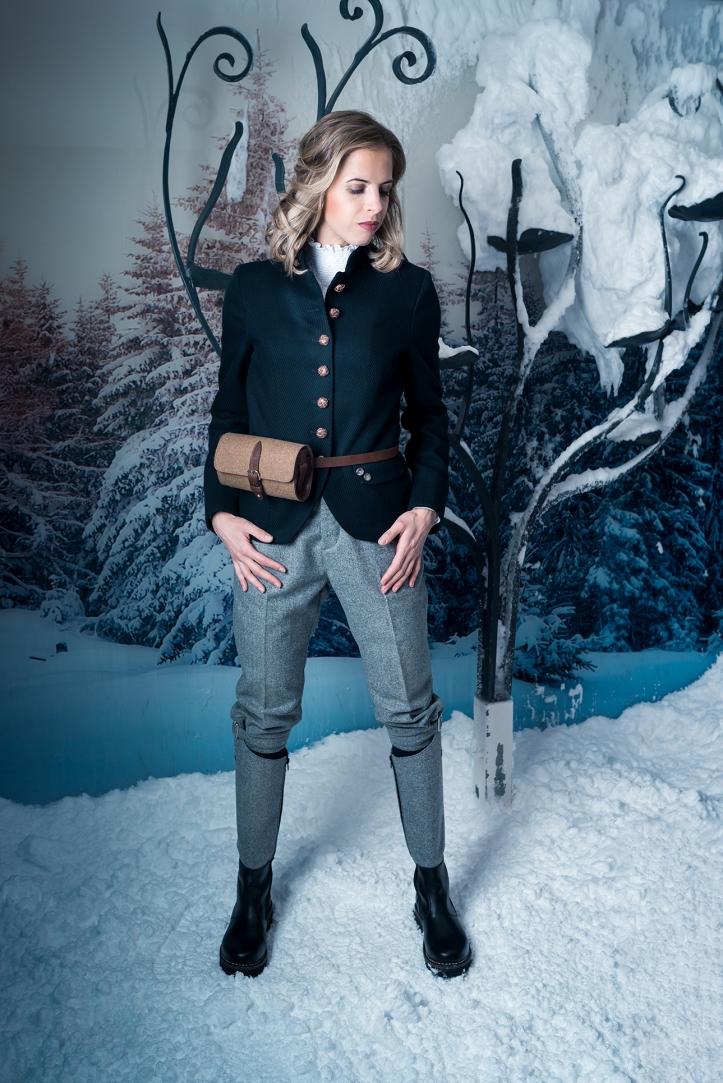 Shooting Luis Trenker Carolina Kostner Sala della neve Terme Merano.jpg